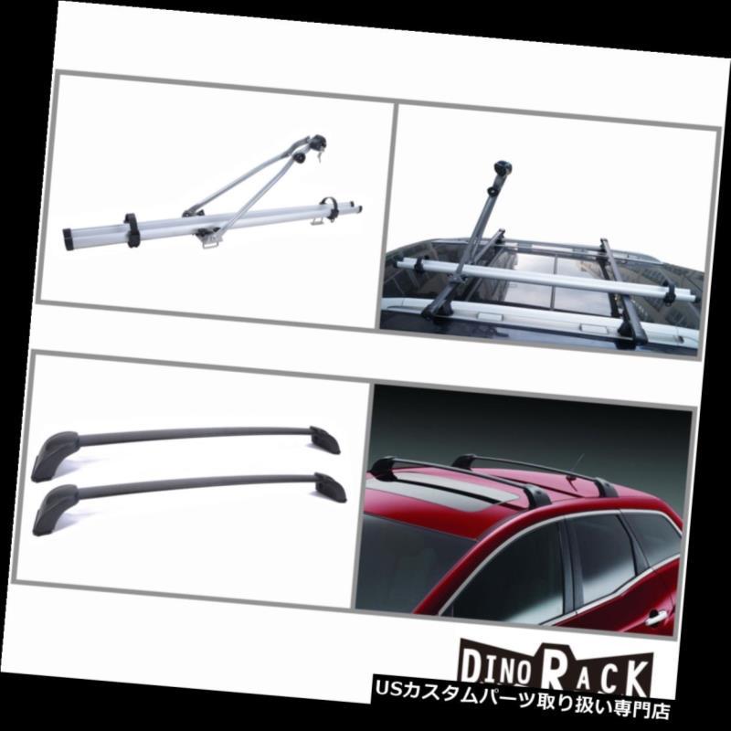 Advan-Emotion Black Roof Rack Cross Bar Luggage Carrier Aluminum