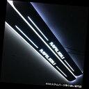 LEDステップライト Sncn LEDシボレーマリブ用ウェルカムドア...