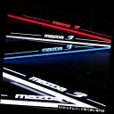 LEDステップライト マツダ3 Axela 2014 2015 2個入りLEDドア...