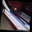 LEDステップライト Jaguar XJ 2010-2014のための2本のLEDドア...