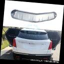 リアバンパー プロテクター キャデラックXT5のための1PCステンレス鋼リアバンパースキッドプロテクターガードプレート 1PC Stainless Steel Rear Bumper Skid Protector Guard Plate For Cadillac XT5