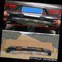 リアバンパー プロテクター KIA Sportage R 2010-14用ABSカーリアバンパープロテクターガードクラッシュプルーフトリム ABS Car Rear Bumper Protector Guard Crashproof Trim For KIA Sportage R 2010-14
