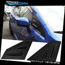 ウィンドウルーバー 15-18スバルWRX STI未塗装ABSフロントウ...