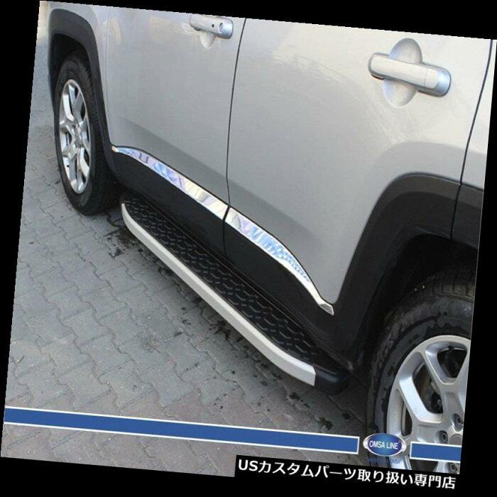 サイドステップ マツダCX-7用ランニングボードサイドガードプロテクターサイドステップ2007> アップ FIT FOR MAZDA CX-7 RUNNING BOARD SIDE GUARD PROTECTOR SIDE STEP 2007 > UP