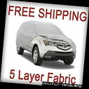 カーカバー 5層SUVカーカバーメルセデスベンツGL350 2010 2011 5 LAYER SUV CAR COVER MERCEDES-BENZ GL350 2010 2011
