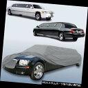 カーカバー リムジンリムジンストレッチセダン車のカバージャガー31フィート。 Limousine Limo Stretch Sedan Car Cover for JAGUAR 31 ft.