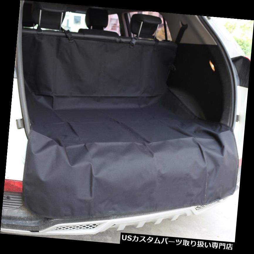 リアーカーゴカバー 自動車犬猫ペットカバーマットトランク後部貨物マットブーツライナー防水 Auto Car Dog Cat Pet Cover Mat Trunk Rear Cargo Mat Boot Liner Waterproof