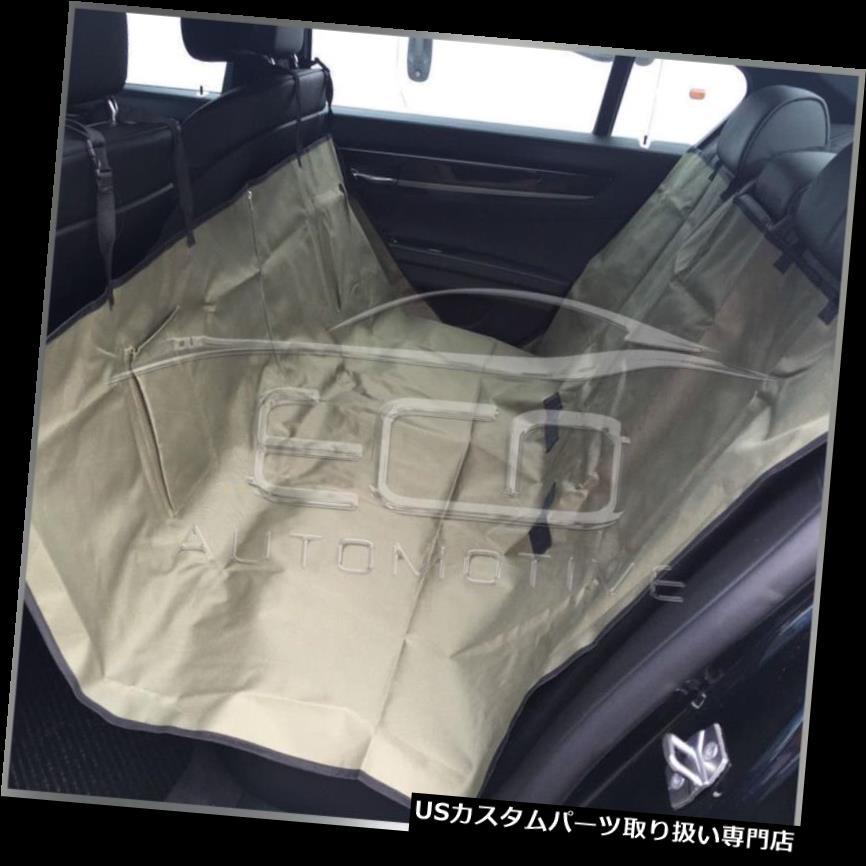 リアーカーゴカバー 1の座席/貨物カバー保護装置ペット犬旅行ハンモックの後部ブーツのマットに付きHD車2 HD Car 2 in 1 Seat/Cargo Cover Protector Pet Dog Travel Hammock Rear boot Mat