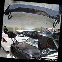 GTウィング スバルインプレッサWRX 7-9カーボンファイバーボルテックスリアスポイラーGTウィングベース付き For Subaru Impreza WRX 7-9 Carbon Fiber Voltex Rear Spoiler GT Wing with Base