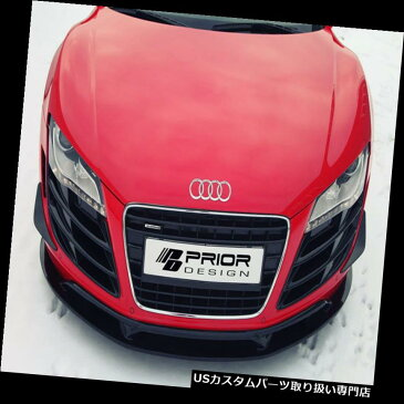 GTウィング PRIOR DESIGN AUDI R8 GTフルボディキットバンパーリップディフューザースポイラーウイングV8 V10 PRIOR DESIGN AUDI R8 GT FULL BODY KIT BUMPERS LIP DIFFUSER SPOILER WING V8 V10