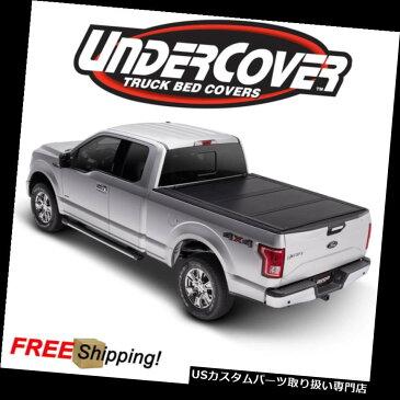 トノーカバー トノカバー アンダーカバーUltraFlexハード折りたたみトノカバー03-18 Ram 2500 3500 6.4 'ベッド用 Undercover UltraFlex Hard Folding Tonneau Cover For 03-18 Ram 2500 3500 6.4' Bed