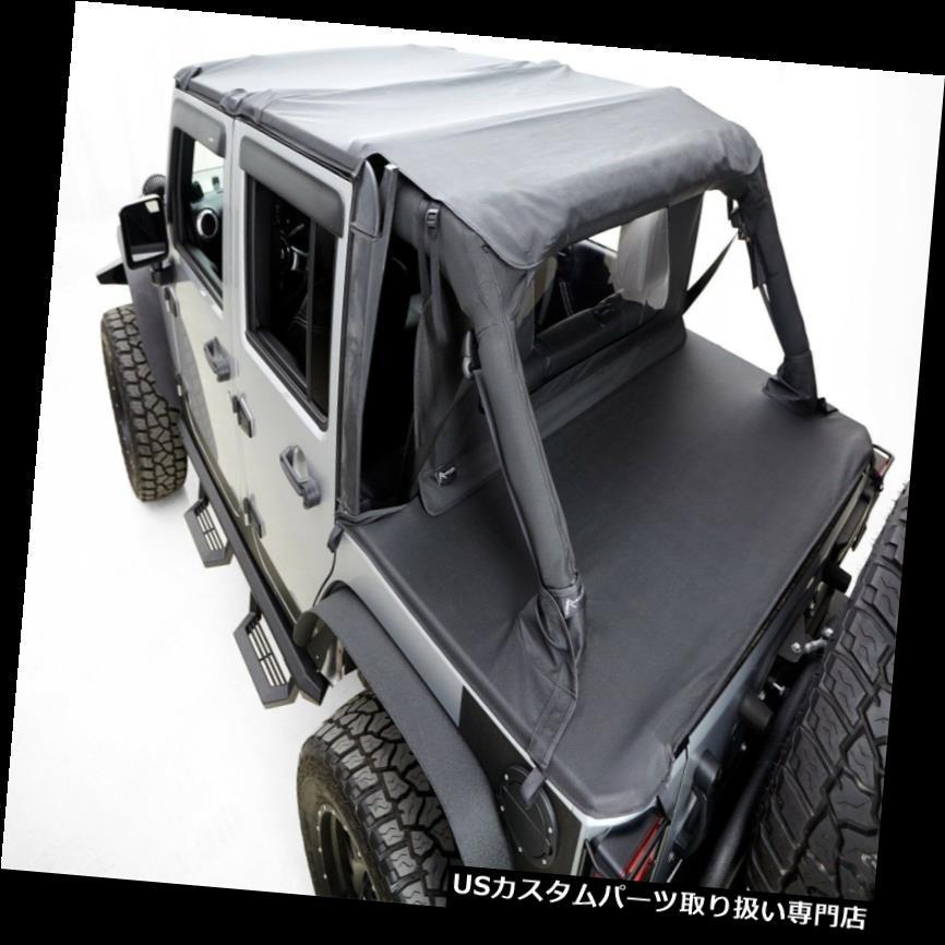 JK Rampage 731035 Tonneau Cover Fits 07-18 Wrangler Wrangler