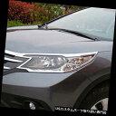 ヘッドライトカバー ホンダCRV CR-V 2012 2013 2014クローム...