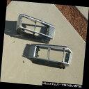 ヘッドライトカバー 1984-1989トヨタヴァンR20 OEM左右ヘッド...