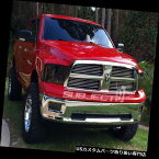 ヘッドライトカバー 09-12ダッジラムフルヘッド& A テールライトプリカットティントビニールスモークカバー$ 5払い戻し 09-12 Dodge Ram FULL head & tail light precut tint vinyl smoked covers $5 refund