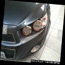 ヘッドライトカバー FOR CHEVROLET SONIC 2012 4ドアハッチバ...