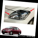ヘッドライトカバー Toyota Vios Yaris Sedan Belta 2010 - 1...