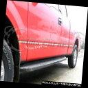 USロッカーパネルカバー 09 - 14フォードF - 150スーパーキャ...