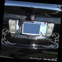 USロッカーパネルカバー 2005-2011キャデラックSTSナンバープ...