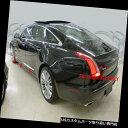 USロッカーパネルカバー 2009-2019 Jaguar XJL X 351 6Pcボデ...
