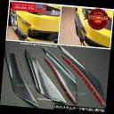 USカナード フォードのためのABSカーボン効果の豊富なディバ...