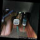 ペダル 2PCSアルミブレーキペダル+アクセル torペダルカバー...