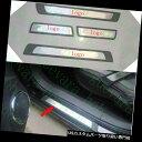 ペダル シボレークルーズ2009-14車のドアプレートしきい値ペ...