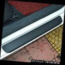 ペダル 4本の車のドアの敷居のスカッフウェルカムペダルプロ...
