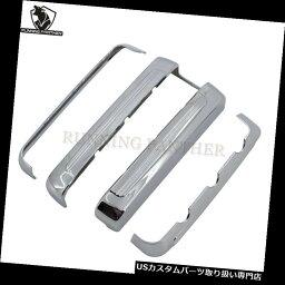 トライク カバー ホンダゴールドウィングGL1800トライク2001-2010 2012 2009用クロム照明バルブカバー Chrome Lighting Valve Covers For Honda Goldwing GL1800 Trike 2001-2010 2012 2009