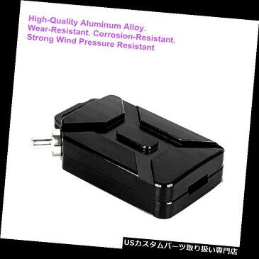 トライク カバー Yamahaの黒のための人格3D CNCのオイルタンクの形のオートバイのキーカバーのキーホルダー Personality 3D CNC Oil Tank Shape Motorcycle Key Cover Keychain For Yamaha Black