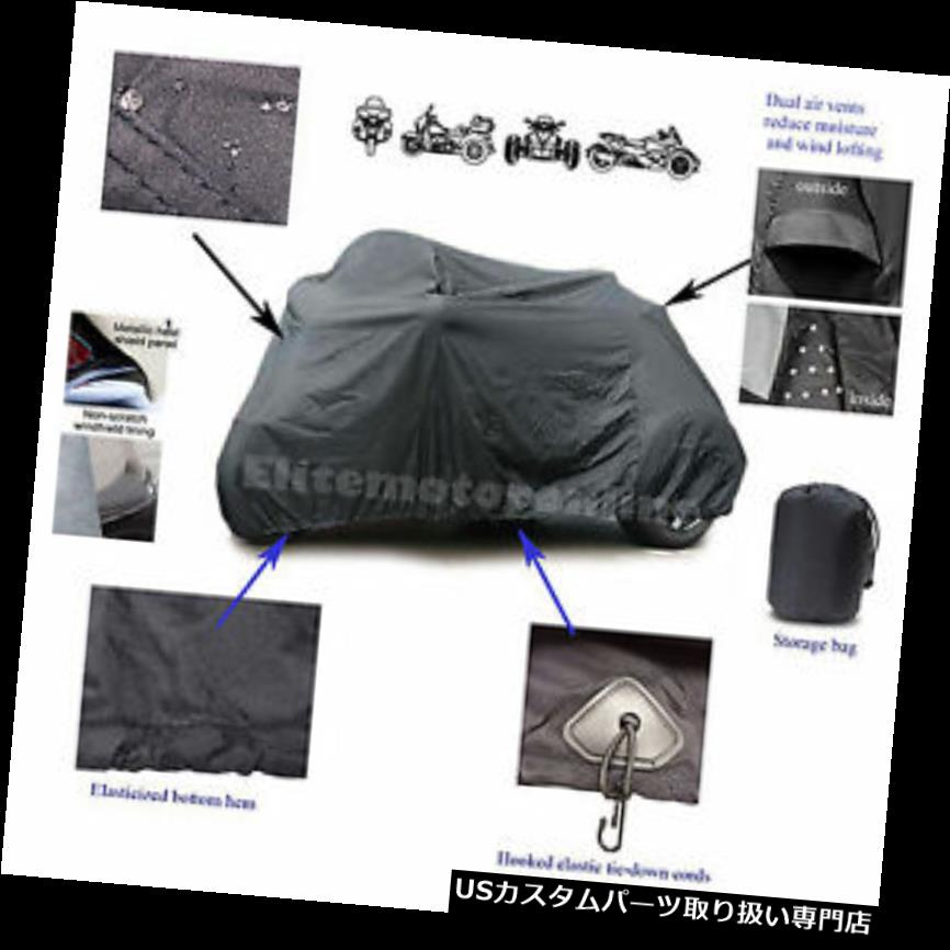 ATV・トライク・スノーモービル, その他  Champion Trikes Honda Goldwing Trike Motorcycle Storage Cover Heavy duty