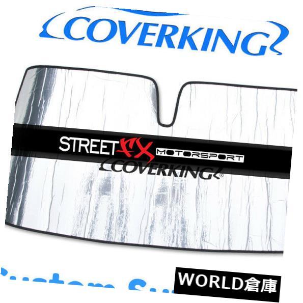【新品】 USサンバイザー Mazda MX-6用カスタムフロントガラス日よけ シールド Coverking Custom Windshield Sun Shade Shield for Mazda MX-6, トチオシ a1c20ba8