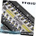 LEDライトバー 120ワットledワークライトバースポットフラッ...