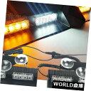 LEDライトバー 2In1 16 LEDフロントガラスライトバートラック...