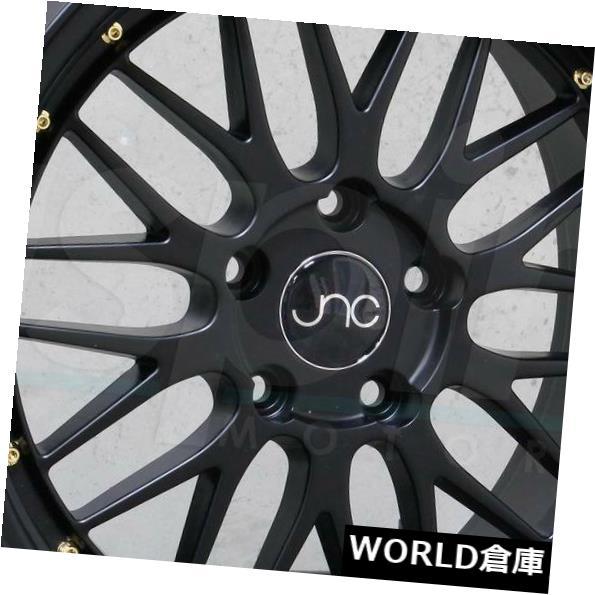 タイヤ・ホイール, ホイール  17x8.5 17x9.5 JNC 005 JNC005 5x120 3032 4 17x8.517x9.5 JNC 005 JNC005 5x120 3032 Black. Wheel Rims set(4)