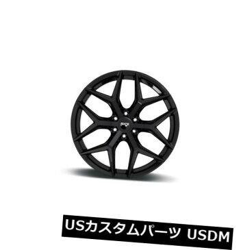 海外輸入ホイール 20x9 ET30ニッチM231バイスSuv 6x135ブラックホイール(4個セット) 20x9 ET30 Niche M231 Vice Suv 6x135 Black Wheels (Set of 4)
