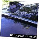 ルーフスポイラー 2010-2013 LEXUS HS250Hカーボンルックリア...