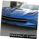 USメッキパーツ フロントファクトリーグリル用C7コルベットポ...