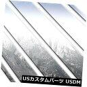 USメッキパーツ ポリッシュドピラーポストトリム6pcs(適合:...