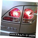 アイライン レクサス01-03 RX300ハリアーテールライトカバー...