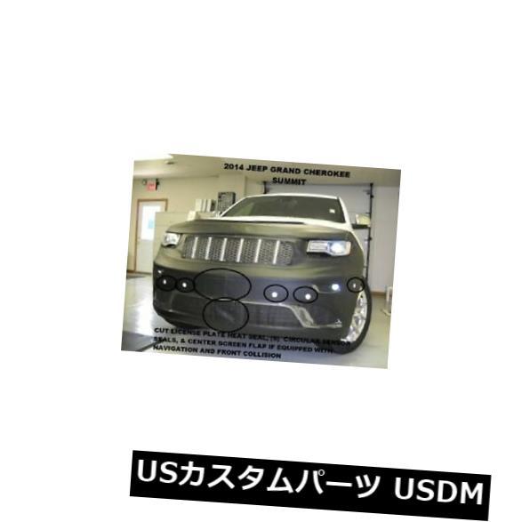 新品 Lebra Front End Mask Bra Fitsジープグランドチェロキーサミット2014-2016 14 15 16 Lebra Front End Mask Bra Fits Jeep Grand Cherokee Summit 2014-2016 14 15 16画像