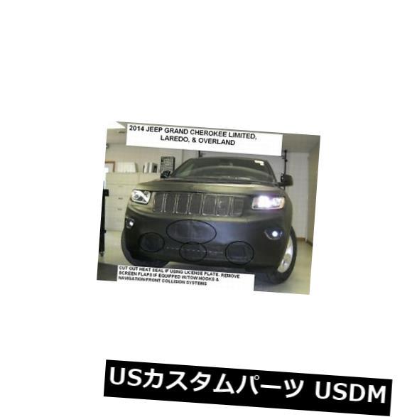 新品 Lebra Front End Mask Cover Bra Fits Jeep Grand Cherokee Lorado & Limited 14-16画像