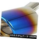 マフラーカッター 5.98インチのステンレス鋼車の排気管の先端...