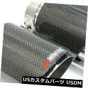 マフラーカッター 63-89mmエキゾーストパイプテール2.5 ''グ...