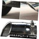 マフラーカッター 2007トヨタ4ランナー用ステンレス鋼車排気...