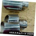 マフラーカッター 返却された未使用の排気チップステンレス鋼...