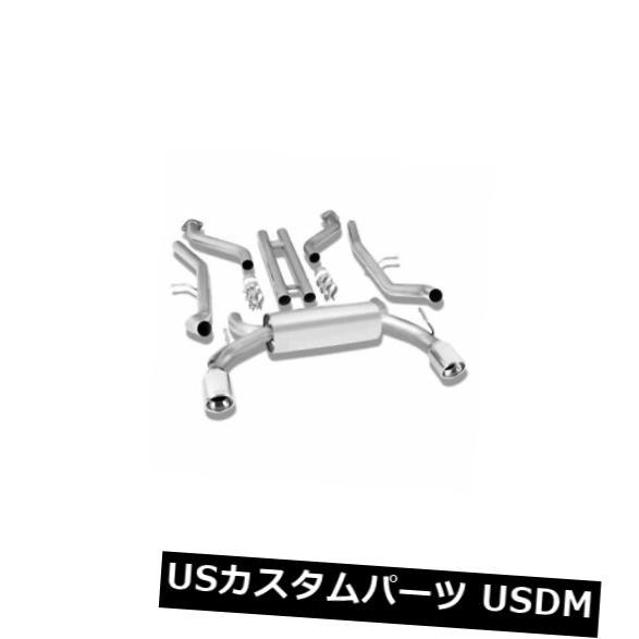 【ファッション通販】 輸入マフラー Borla 140313-Sタイプステンレスデュアルキャットバックエキゾーストシステム Borla 140313 - S-Type Stainless Steel Dual Cat-Back Exhaust System, 輸入壁紙専門店 ドレーパリー横浜 b860de3a