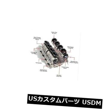 輸入マフラー BORLAバレルスロットル35mmエアホーンキット(Mustang GT 15+) BORLA Barrel Throttles 35mm Air Horn Kit (Mustang GT 15+)