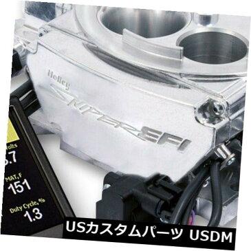 輸入マフラー Holley EFI 550-867スナイパーEFI Quadrajetキャブレター Holley EFI 550-867 Sniper EFI Quadrajet Carburetor