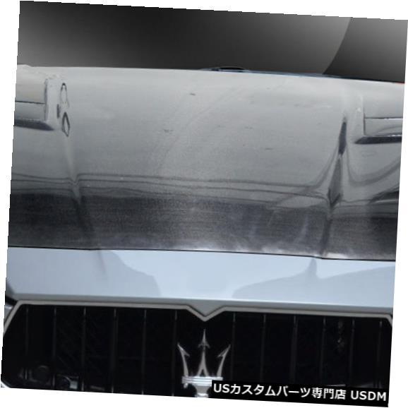 ボンネット 14-18マセラティジブリアズールカーボンファイバークリエーションズボディキット-フード!!! 113968 14-18 Maserati Ghibli Azure Carbon Fiber Creations Body Kit- Hood!!! 113968